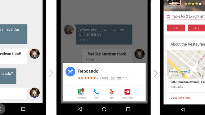 Google Now skal gi deg det du trenger, når du trenger