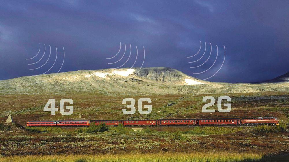 Kartleggingen som danner grunnlag for utbyggingsbehovet for mobildekningen avdekker at det står dårlig til, spesielt med 4G.