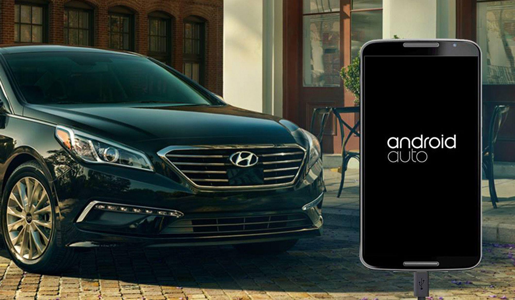 test android auto apper uten kj pe ny bil. Black Bedroom Furniture Sets. Home Design Ideas