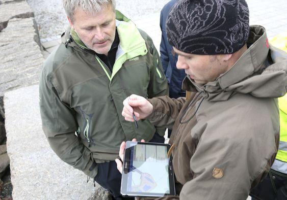Kystverkets nye verktøy Strand-app for beredskap ved forurensning i strandsonen.
