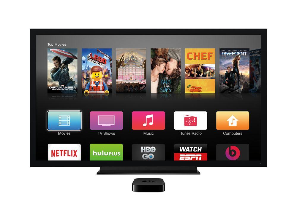 Et fullverdig Apple TV-sett har vært under utvikling, men ble lagt på is for rundt ett år siden, skriver Wall Street Journal. Inntil videre blir det med den lille TV-boksen.