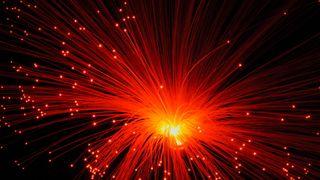Selv ikke fiber kan overføre uendelig mye data