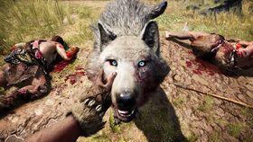 Muligheten til å temme og kontrollere ville dyr er en viktig egenskap i Far Cry Primal.
