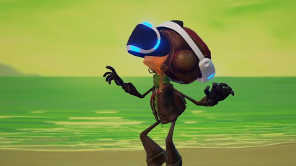 Sony satser på VR og gir oss et nytt Psyhonauts
