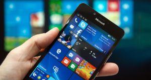 Test: Microsoft Lumia 950