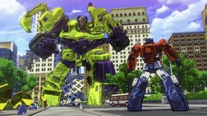 Transformers: Devastation.