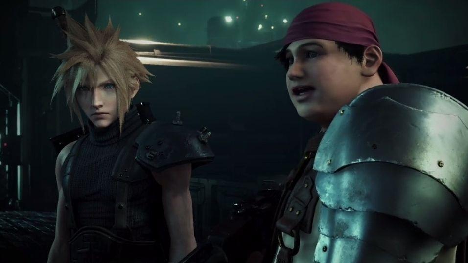 Final Fantasy VII Remake er for stort til å være ett spill