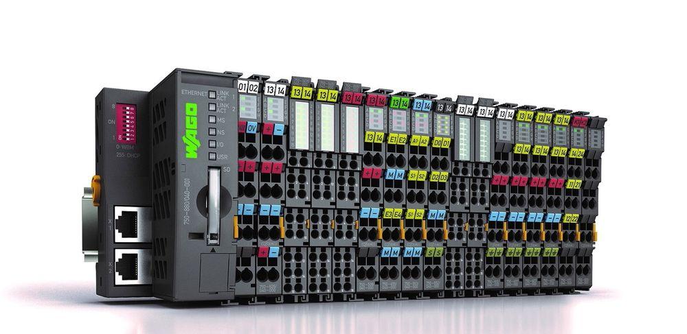 WAGO PLS og I/O-system 750 XTR