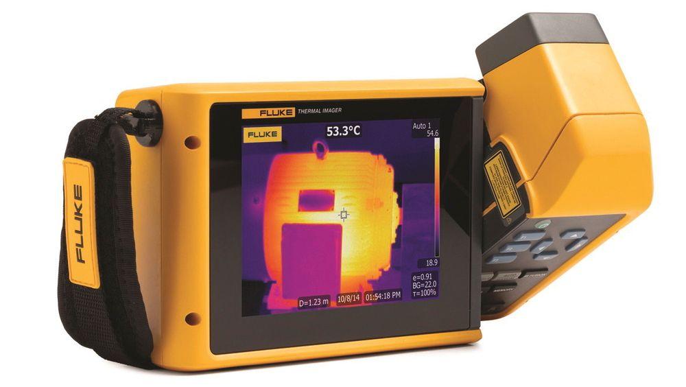 kTiX560 termokamera fra Fluke