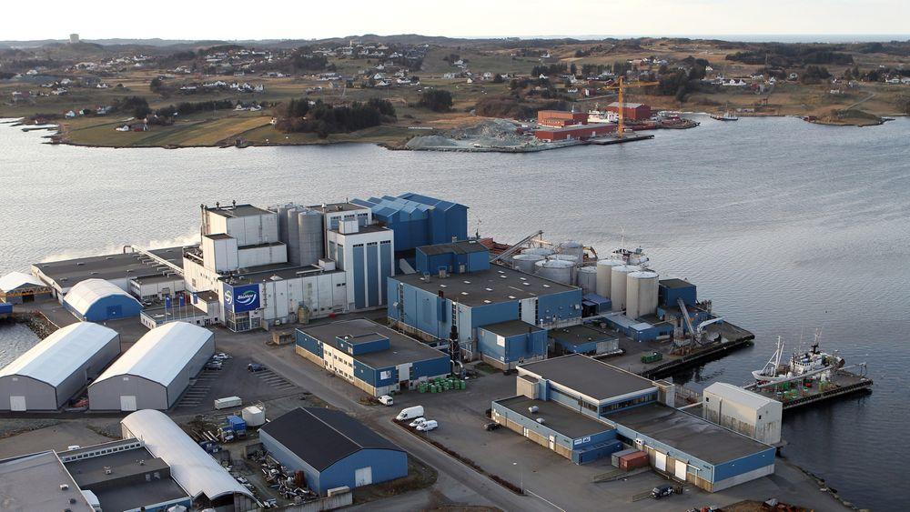 Fôrfabrikken til BioMar på Karmøy skal oppgraderes og få økt kapasitet.