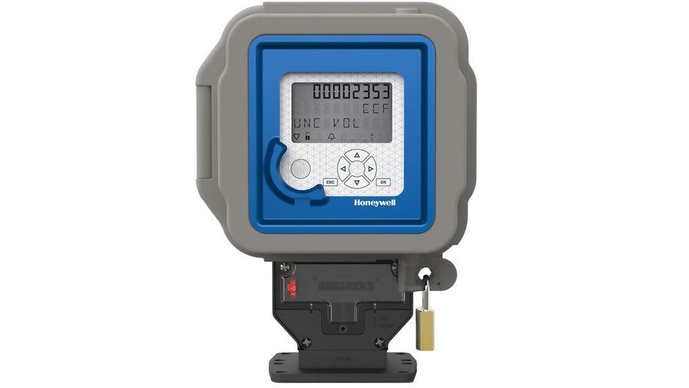 Honeywell Process Solutions nye gassmåler EC 350 PTZ