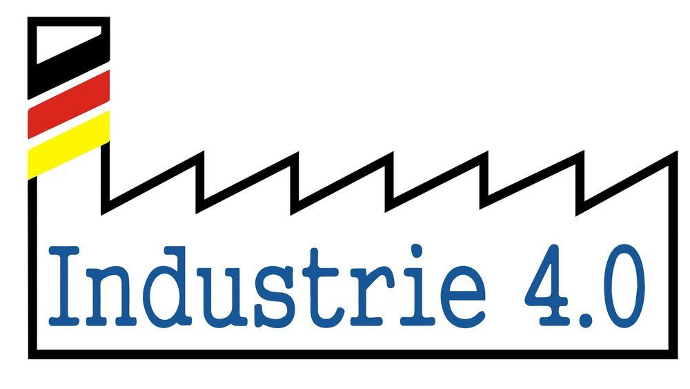 Tysk felles prosjekt mellom myndigheter og industri om fremtidens industri, først og fremst digitalisering. Initiativble tatt av Angela Merkel. Begrepet ble første gang brukt offentlig på Hannovermessen i 2011.