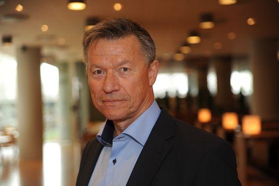 Tore Sandvoll, styreleder Ifea, amdinistrerende direktør Endress-Hauser