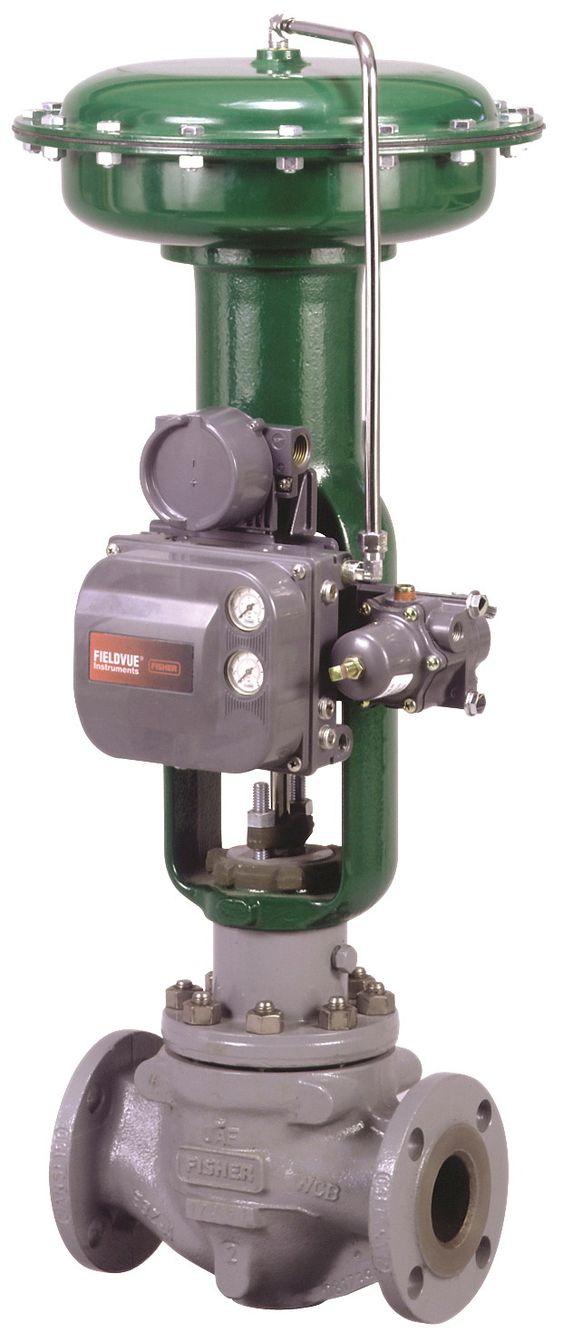 Fisher Controls leverer ventiler, distribusjonen i Norge ble i 2015 overført fra Solber & Andersen til Emerson, som er selskapets eier.