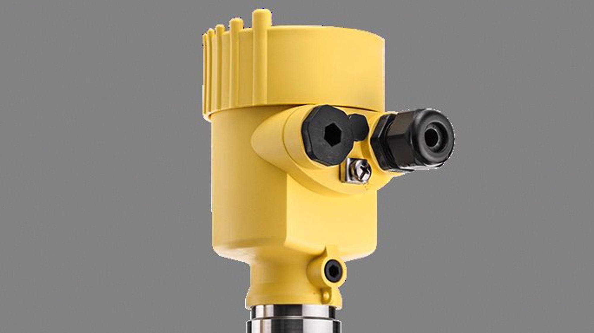 VEGAs Vegapuls69, radar nivåmåler distribuert i Norge av HypTeck