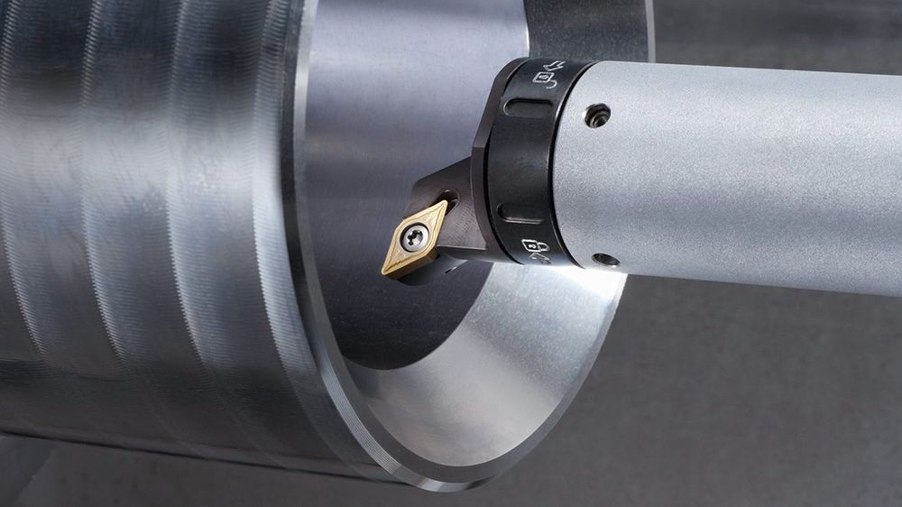 Seco Tools dreiestenger med vibrasjonsdemping