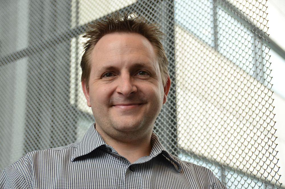 Jesper Rasmussen, Schneider Electric