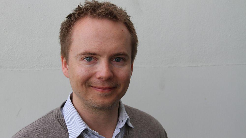 Jon André Blokhus, salgsingeniør Krohne