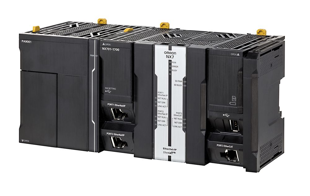 Omron NX7 maskinkontroller