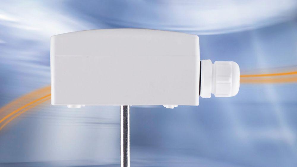 Nytt hus av plast i kapslingklasse IP 65 gir bedre beskyttelse for Jumo temperaturfølere.