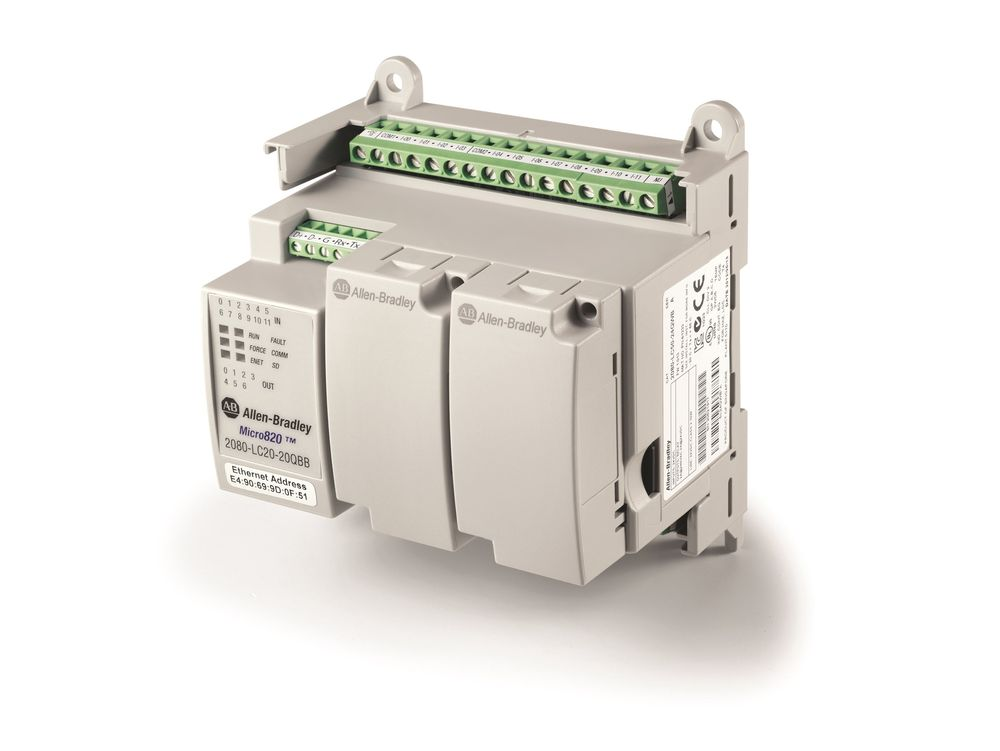 Rockwell Automation Micro 820