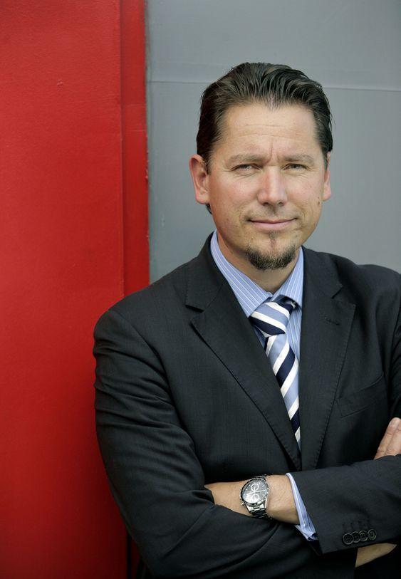 Remi Eriksen, konsernsjef i DNV GL siden august 2015