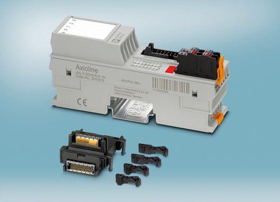 Axioline F, I/O-systemet  Phoencix Contact
