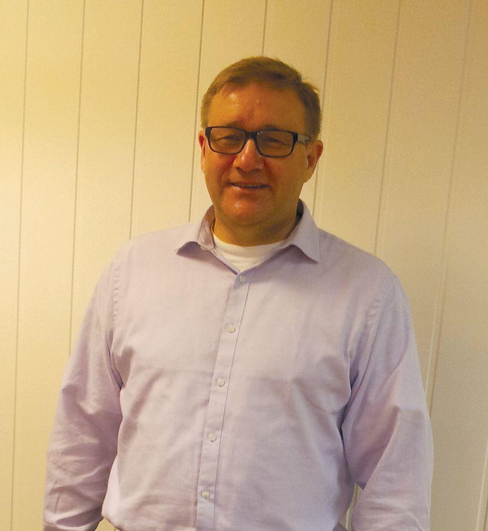 Klas Bergersen er salgs- og produktansvarlig for akkumulatorer hos Servi Hydranor.