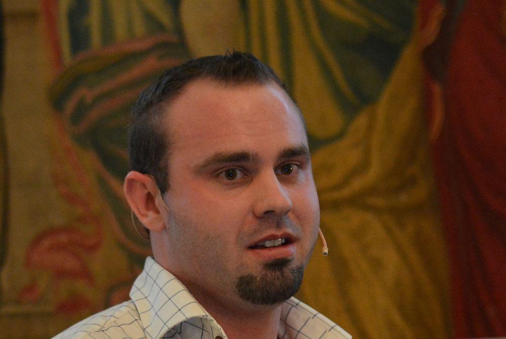 Ole Kristian Våga er sjef for forretningsutvikling av målesystemer (metering) hos Emerson (arkivfoto).