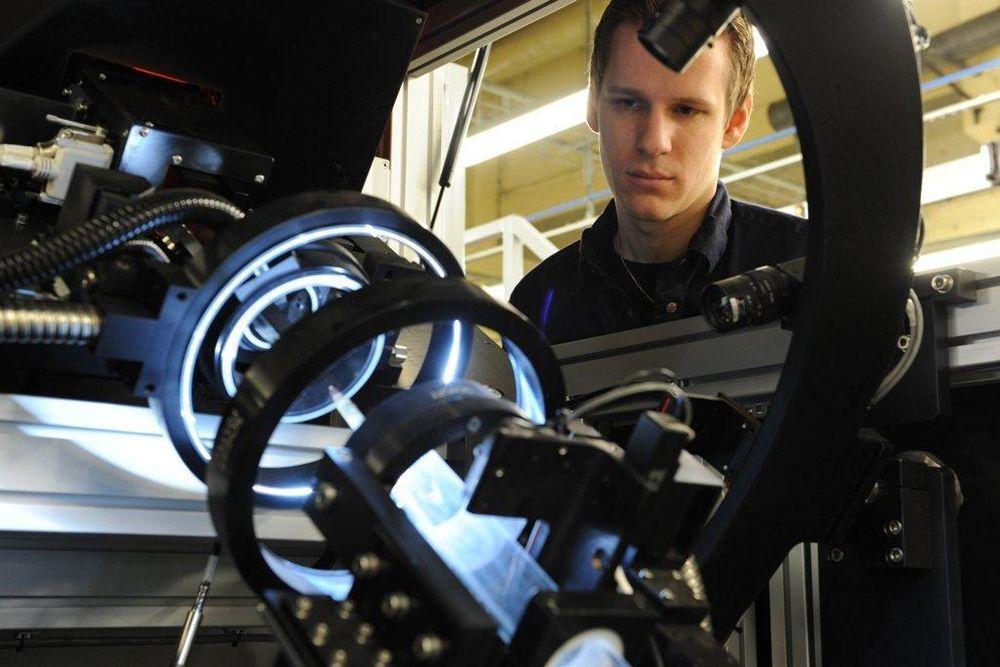 Nammo tror på bedre oversikt, større fleksibilitet og økt effektivitet i produksjonen med planleggingsverktøyet ROB-EX.