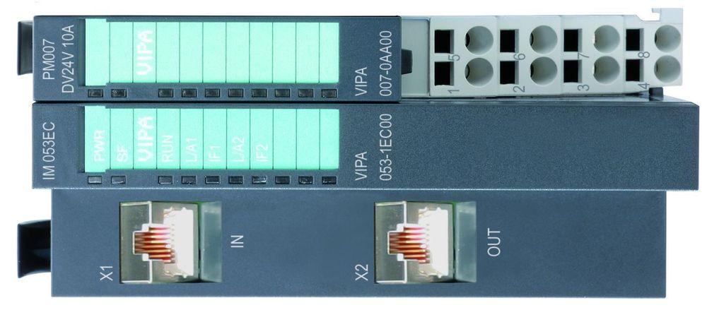 Vipas 300-kontrollere kan nå snakke Ethercat.