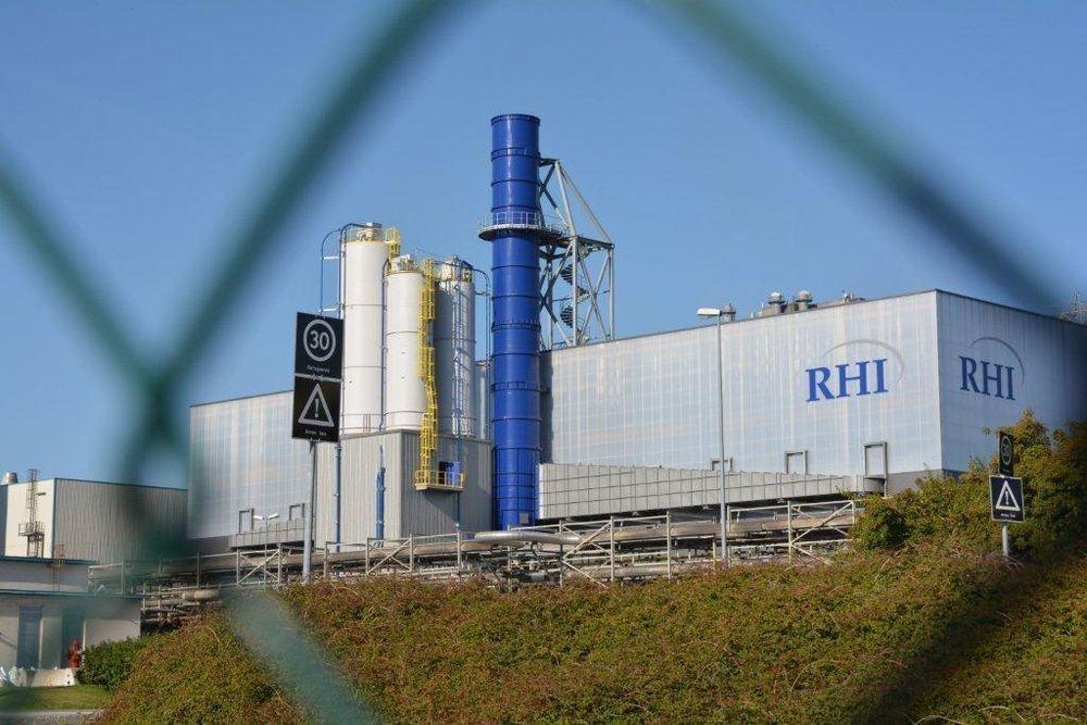 RHI Normags nye fabrikk kan produsere 80 000 tonn fused magnesium årlig og er verdens største.