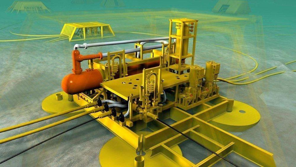 Statoil har installert nye undervannskontrollsystemer på feltene Tordis (bildet) og Vigdis, noe som kan bidra til å øke levetiden deres til 2030.
