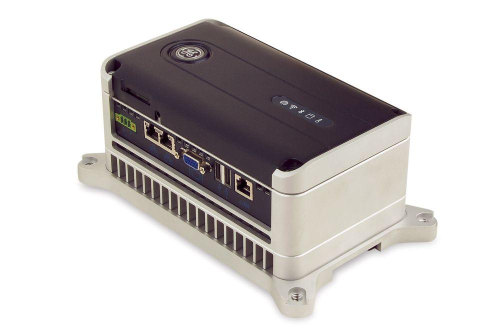 Kraftig og modulær kontroller/industri-pc som spiller fra minus 40 til 60 grader, GE RXi.