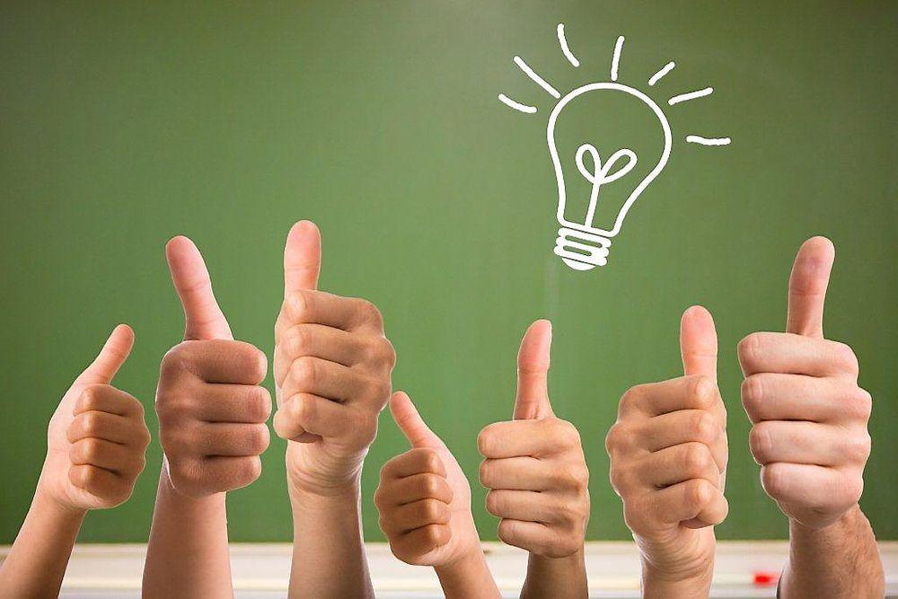 Artikkelforfatteren mener at innovasjon er avhengig av nytenking, og at nytenking må foregå hver dag.