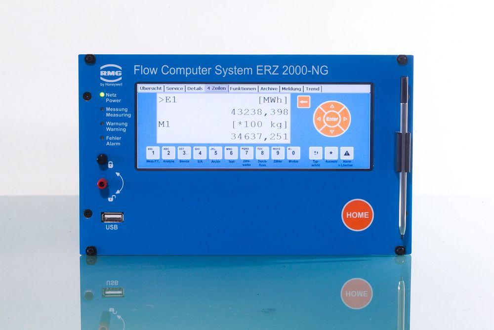 Flow-computer for gasser som kan koples til det meste av målere og eksterne systemer.