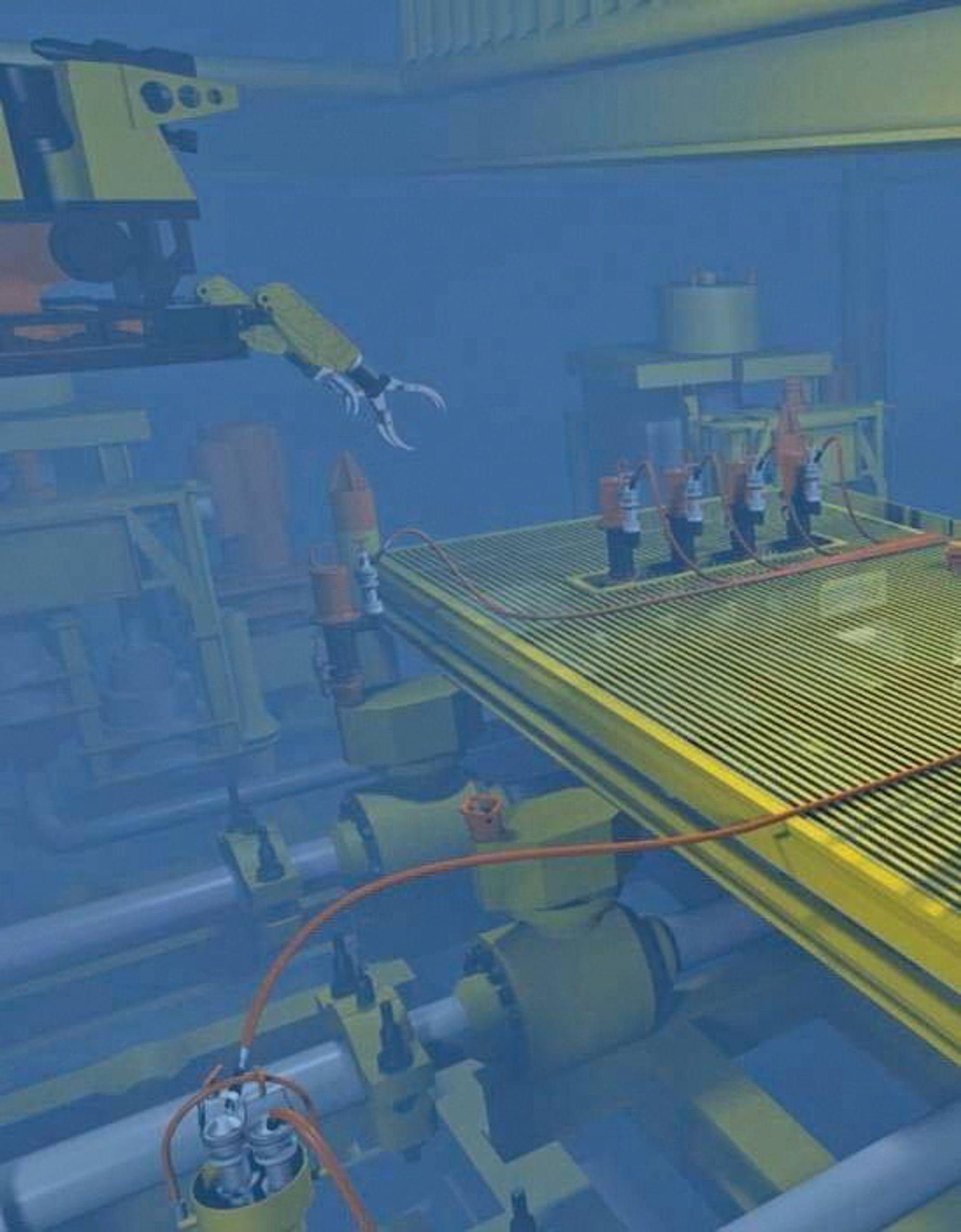 Elektriske kontrollsystemer blir stadig mer aktuelle for havbunnssystemer.