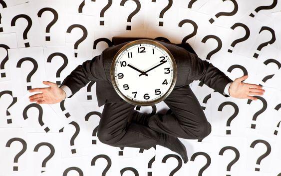 Mangelfull tidssynkronisering på nettverket kan føre til uheldige omstendigheter.
