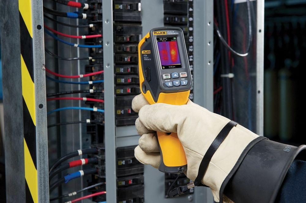 IR-varmekamera er fullspekket med funksjoner for å avdekke kompliserte problemer.