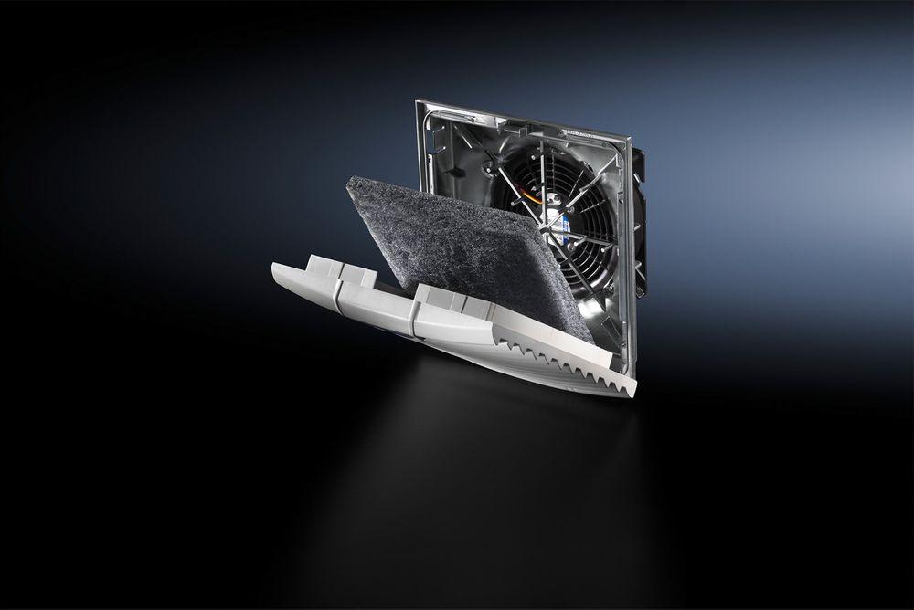 Filtervifter som skjermer mot elektromagnetisk stråling i henhold til EN61587-3: 2006.