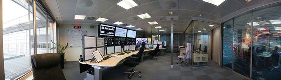 All relevant informasjon om både prosessen og utstyret på Skarv FPSO er tilgjengelig her på BPs avanserte samhandlingssenter i Stavanger.