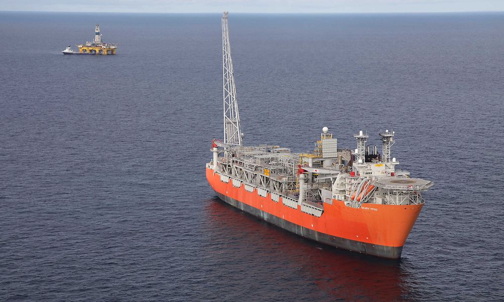 Skarv FPSO er blant verdens største og mest avanserte produksjons- og lagerskip.