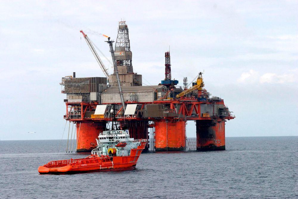 Statoil oppgraderer drillingskontrollsystemet på Snorre A.