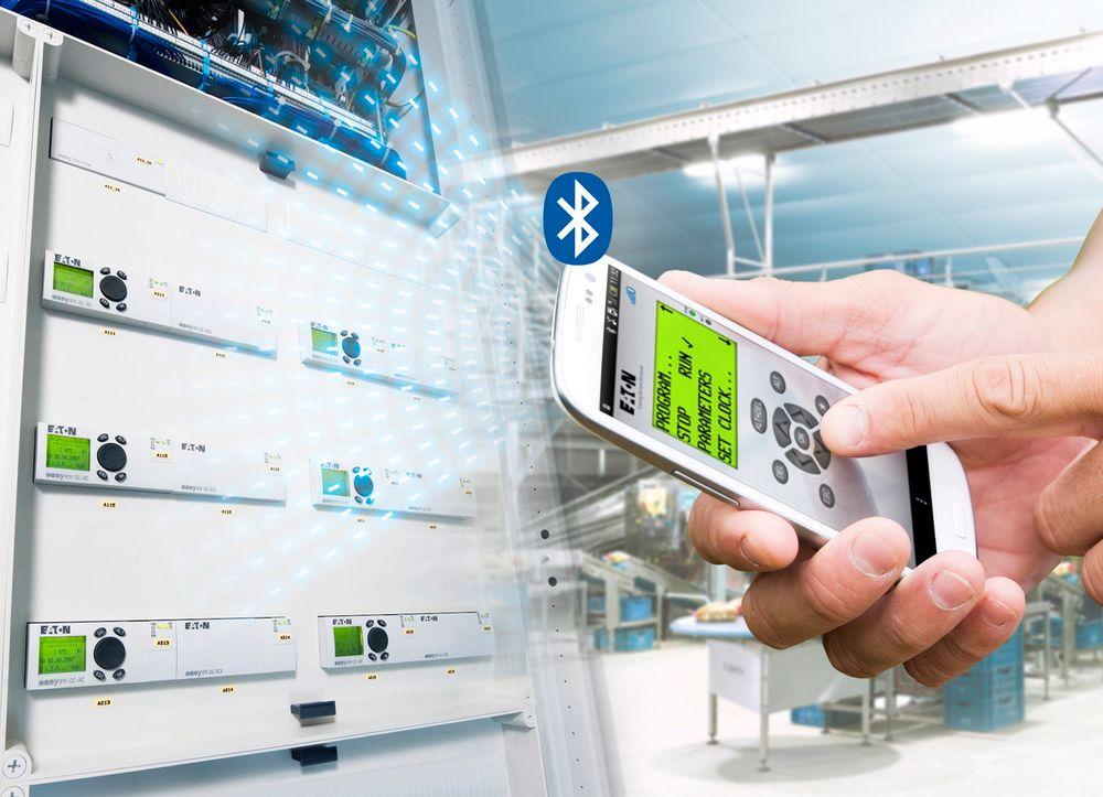 Ny app gir trådløs tilgang til kontrollreleer fra Eaton.