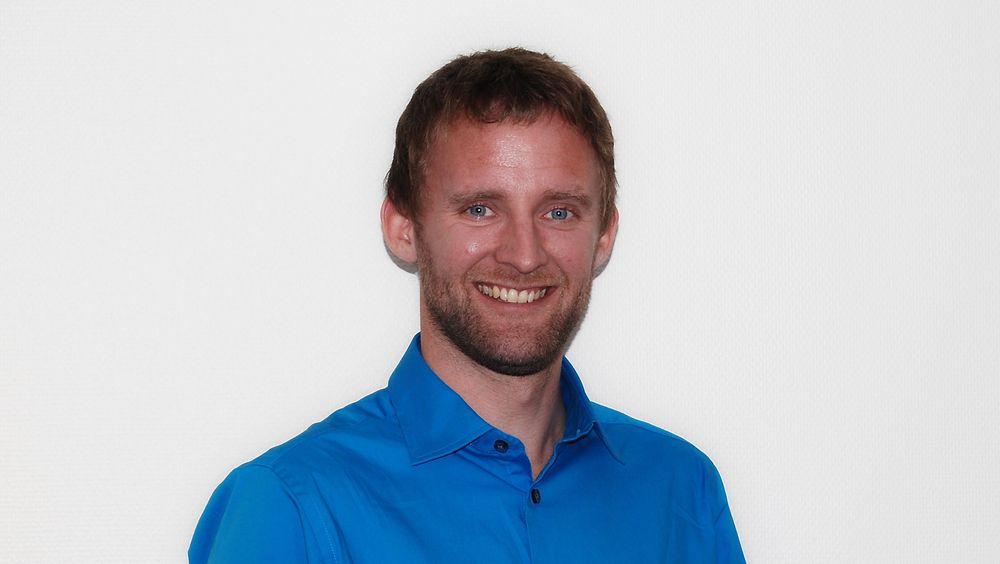 Ny avdelingsleder for Beijer i Bergen: Stian Andreas Jensen.