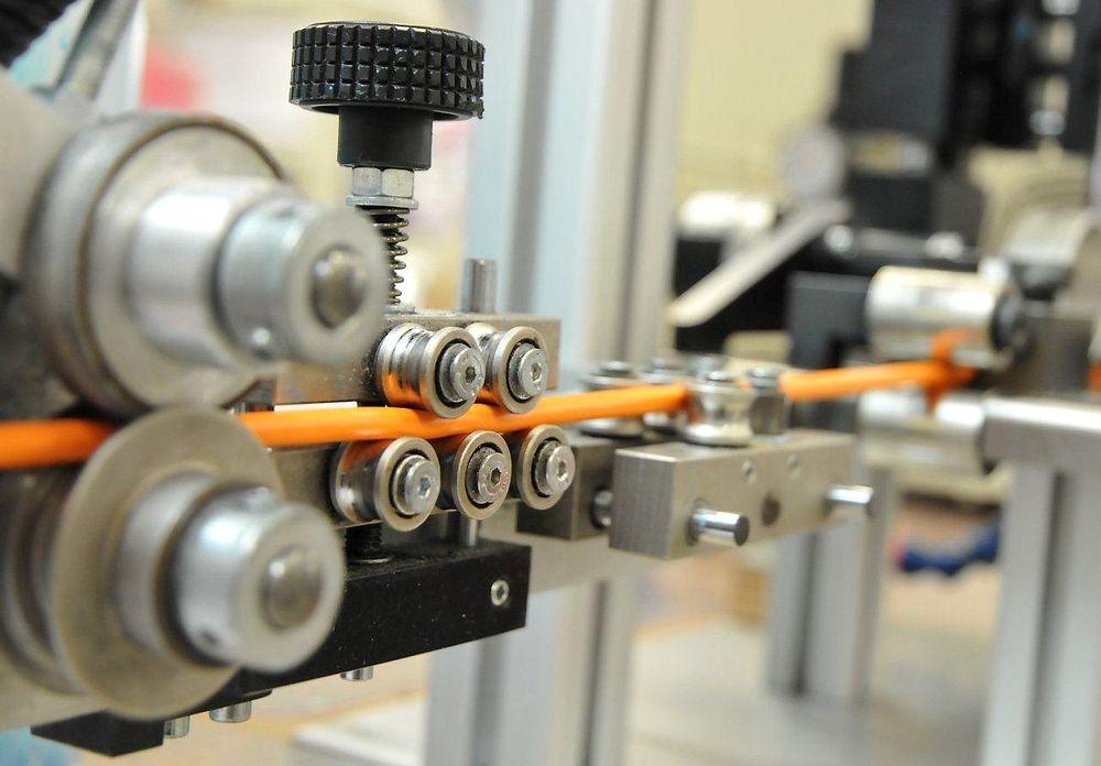 Geir Forsetlund hos Omron mener smartere maskinsikkerhet kan gi et produktivitetsløft (Illustrasjonsfoto).