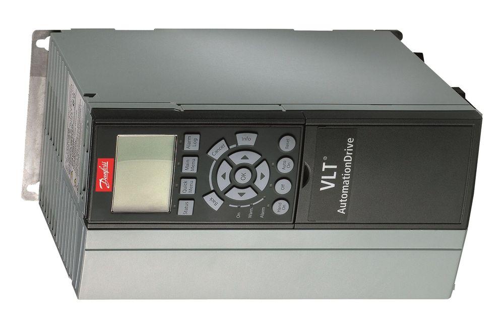 Danfoss krymper størrelsen på 690V-omformere.