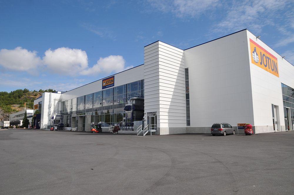 Få med deg automatisering og elektro på Jotuns nye superfabrikk i Sandefjord 22. august.