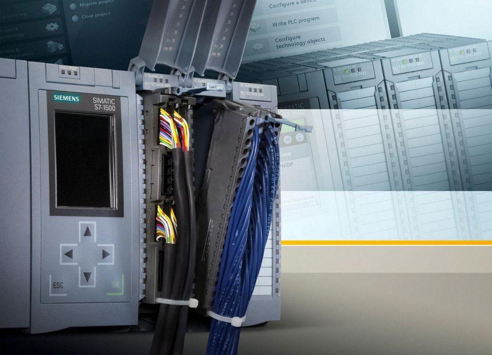 Ferdigkoblede tilkoblingsbrett skal spare tid og gi feilfri kobling til PLS-en.