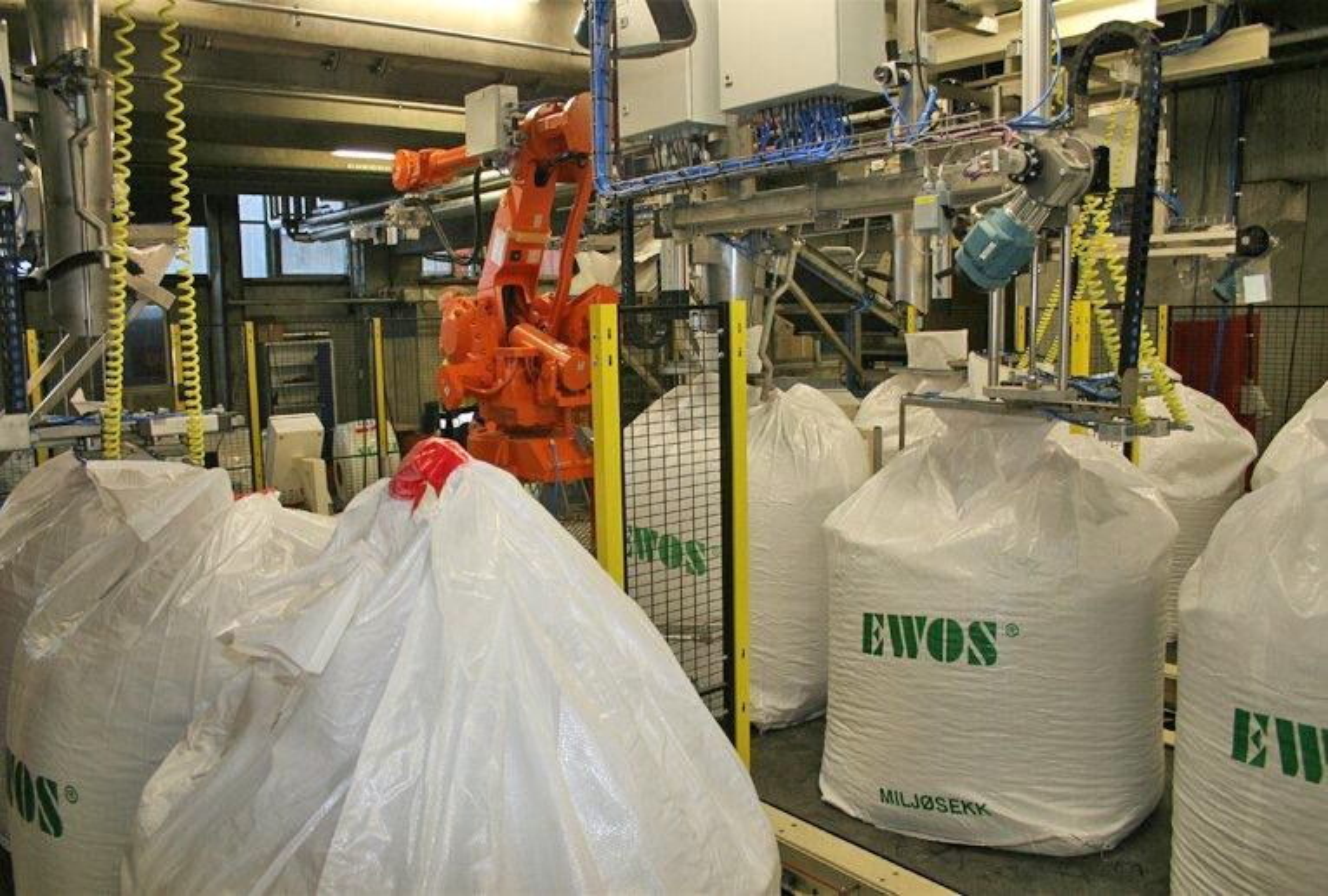 Goodtech skal leverer pakkeløsninger for storsekker til Japan for flere titalls millioner kroner.